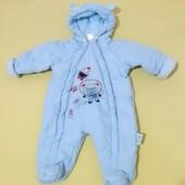 Комбинезон деми Baby shuggles р. 68 на 6 месяцев