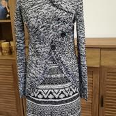 Стильная теплая юбка на подкладке от George, с биркой