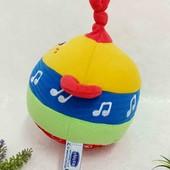 Chicco мяч музыкальный