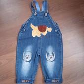 Комбінезон джинсовий. Гарний стан