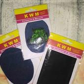 Нашивки,термо латки KWM Германия