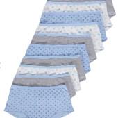 ♥-трусы-шортики George 5 шт в наборе ,размер 4-5-♥