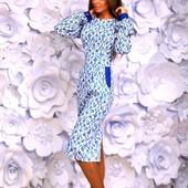 Красивенное женское платье