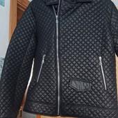 Деми куртка 46-48 размер
