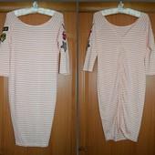 Новое платье на пышную даму