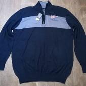 Мужской лёгкий свитер Livergy размер XL 56 /58 , нюанс, описание)