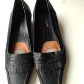 Классные женские туфельки,р.39,стелька-25,смотрите замеры и описание