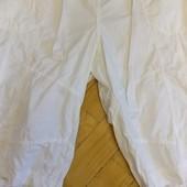 Белые летние шорты