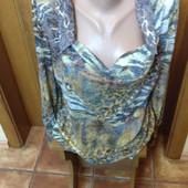 Блуза ХЛ интересной расцветки