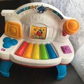 Музыкальная обучающая игрушка Hasbro!!!!! Отличная!!!