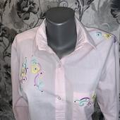 Стильная рубашка в новом состоянии!