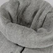 ☘1 шт☘ Теплі термо лосини, махрові, з біо бавовни від Tchibo (Німеччина), розмір: 98/104, темно-сіри