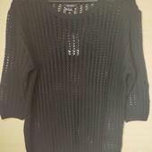 Esmara свитер ажурной вязки 36-38 S