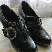Туфли -ботильены на весну!