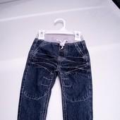 Стоп!!фирменные удобные яркие натуральные джинсовые скини на резинке