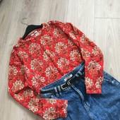 Красивенная блузочка Zara , кружево !