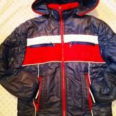 куртка 2в1 для мальчика 6-8 лет для дома  смотрим замеры за выкуп 3х лотов УП бесплатная $$