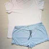 Комплект для дома и отдыха пижама женская р.ХЛ