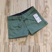 Шикарные шорты девочке 5 лет от французского бренда Киаби. Сотни лотов.