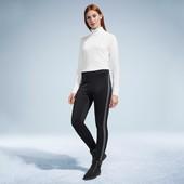 ☘ Щільні утеплені штани для стильного образу, Tchibo (Німеччина), розмір наш: 50-52 (44/46 євро)