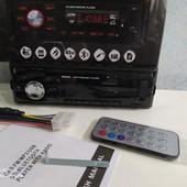 Bluetooth авто магнитола. фм радио.usb вход