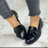 Шикарні туфлі, лофери... натуральна кожа...качество люкс.