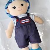 Мягкая игрушка кукла 24 см