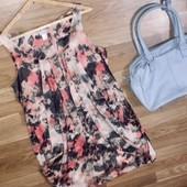 Свободное платье в цветах от H&M