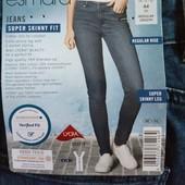 Стильные джинсы с формирующим эффектом, Esmara, размер нем 44