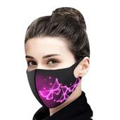 Продам маску Чисто черная или с принтами 1 шт в лоте