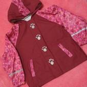 Куртка дощовик на 5-6 років