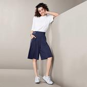 Мягкие, трикотажные шорты - юбка - кюлоты от Tchibo(германия) размер 36 евро=42-44