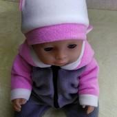 Шапочка для куклы Беби Борн ,одна на выбор.