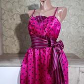 Собираем лоты!!! Нарядное ретро платье в пол, размер s