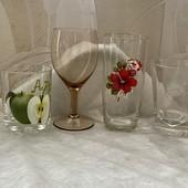 Стаканы стекло