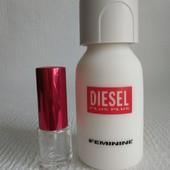 Оригинал !5 мл,Diesel Plus Plus Feminine