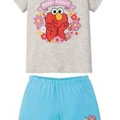 Отличная пижама на девочку Sesame Street Германия размер 98/104