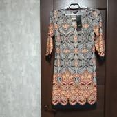 Фирменное новое красивое платье р.8-12