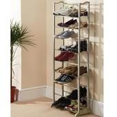 Полка для обуви , органайзер для обуви на 30 пар обуви Amazing Shoe Rack