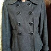 Брендовое пальтишко Rocha John Rocha размер евро 38