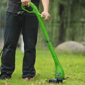 Электрический садовый тример startex TRM-250.Верный помощник при работе в саду.