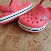 Сандалии босоножки Crocs оригинал 23-24 размер