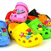 Яркие, красочные джибитсы -украшение для Crocs и аналогов. В лоте 2 шт, Укрпочта по скидке.