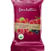 Мыло с лесными ягодами Love Nature 39470
