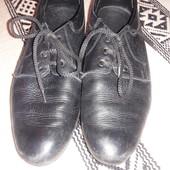 Туфли кожа натур р 37
