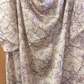 Бомбезная блуза, в составе шелк