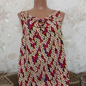 Симпатичная женская блуза, размер М -л