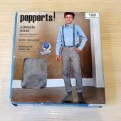 Просто бомбовие штаны на мальчика, бренд pepperts Геpмания, розмір 146