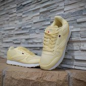 Супер цена! Кроссовочки Reebok yellow