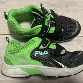Кроссовки Fila 31 размер стелька 19,5 см.